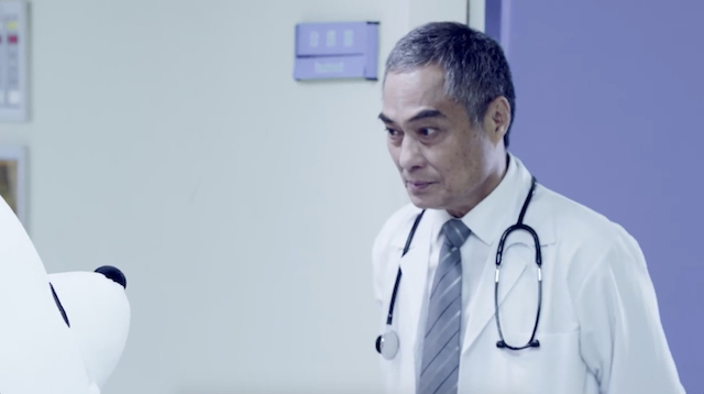 國泰人壽 紫色篇  張世清大哥化身醫生